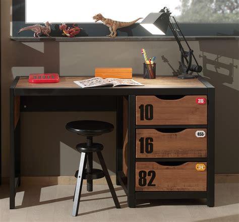 bureau garcon ikea bureau style industriel ikea