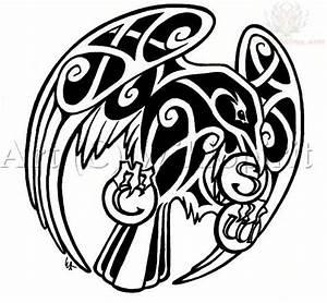 Raven Celtic Symbol | www.pixshark.com - Images Galleries ...
