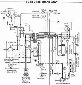 1985 Ford F 7000 Wiring Diagram