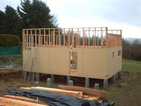 autoconstruction maison bois prix prix autoconstruction maison ossature bois boismaison