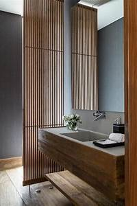quelle couleur salle de bain choisir 52 astuces en photos With salle de bain couleur bois