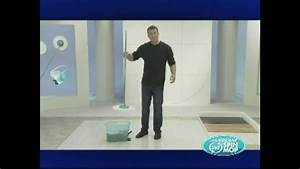 Hurricane 360 Spin Mop Tv Commercial Featuring Mike