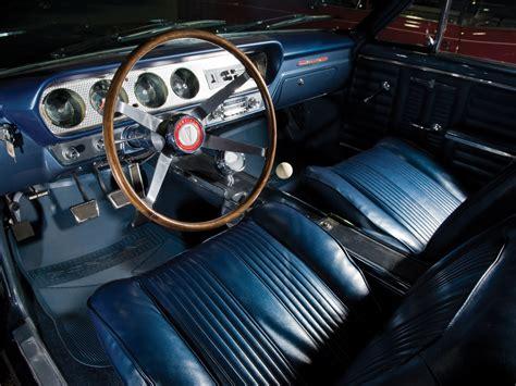 1964 Gto Interior by 1964 Pontiac Tempest Lemans Gto Convertible Classic