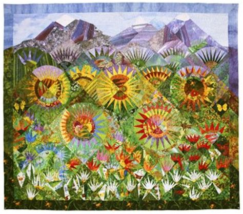 the quilters garden gallery of beautiful quilts by jean wells