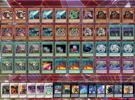 Scrap Artifacts Tier 1 Yu Gi Oh Tcgocg Decks Yugioh