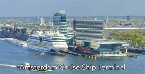 Directions To Passenger Terminal Amsterdam - Cruise Ships ...