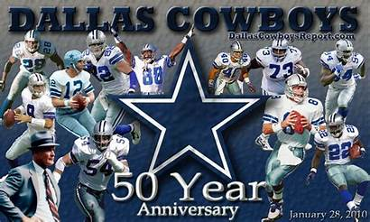 Cowboys Dallas Nfl Backgrounds Desktop Anniversary Texas