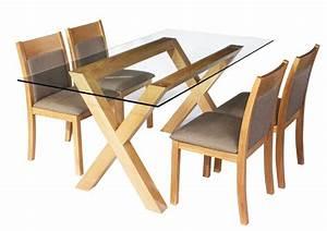 chaise de salle a manger confortable et design hellin With salle À manger contemporaineavec chaises confortables salle manger