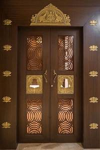 Pooja, Room, Door, Design