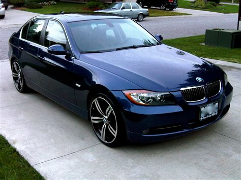 Bmw 3 Series Sedan Modification by Kilsic 2006 Bmw 3 Series330i Sedan 4d Specs Photos
