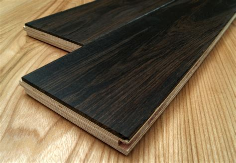 Engineered 'Bog Oak' Flooring / British Hardwoods Blog