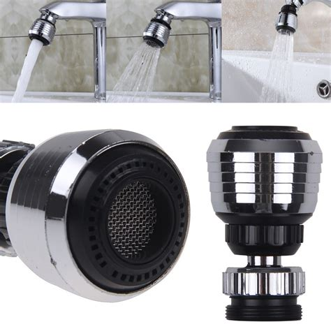 kitchen faucet swivel aerator kitchen tap faucet aerator 360 swivel adjustable nozzle