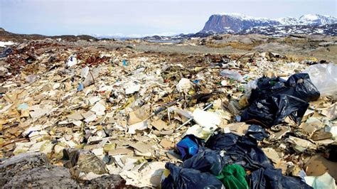 waste  greenland european environment agency