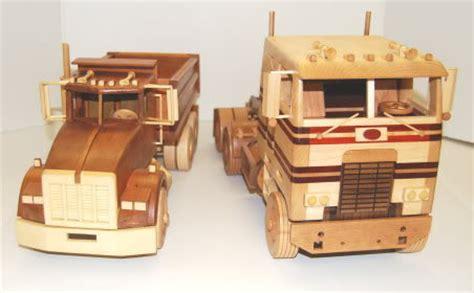 wood model  truck plans   build diy woodworking blueprints   wood work