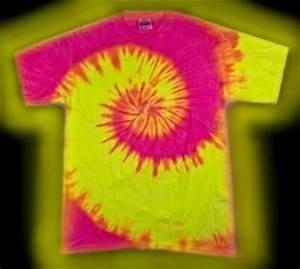 Neon Tie Dye