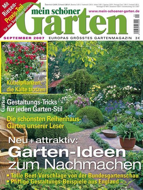 Mein Schöner Garten mein sch 246 ner garten abo ch
