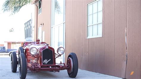 Pur Sang's Alfa Romeo 8C 2300 Monza Is As Close To The ...