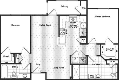 Bath Floor Plans by Floor Plans Chelsea Senior Community