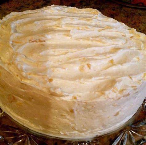 pineapple orange sunshine cake  cooking recipes