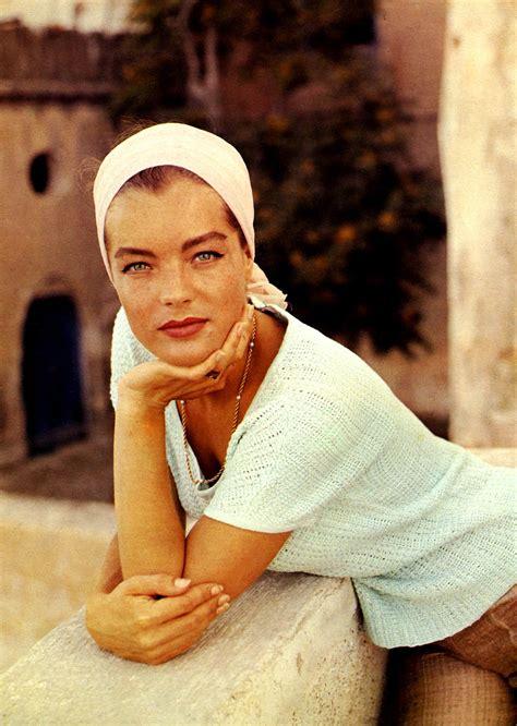 romy schneider sexy romy schneider austrian born actress and muse to orson