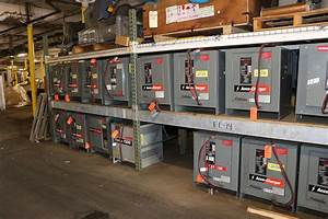 Used 12 Volt Forklift Battery Chargers