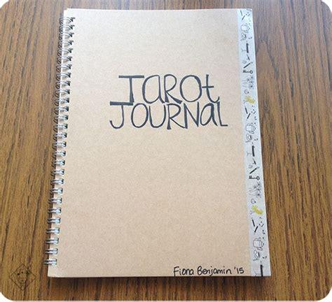 start  tarot journal   methods