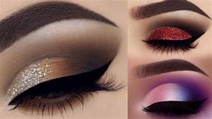 Natural Prom Eye Makeup Tutorial Compilation