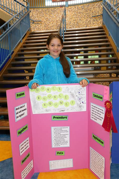 chenal chenals science fair winners