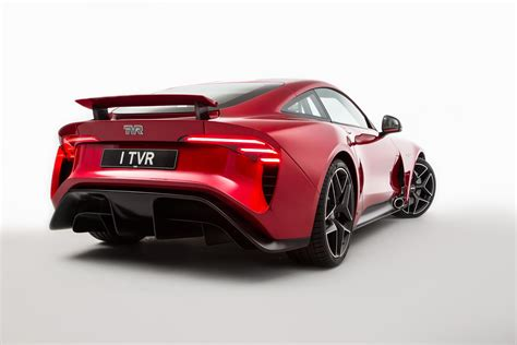 New Tvr Griffith  Photos  Prices  Specs  Car Magazine