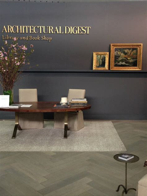 Architectural Digest  Home Design Show 2015  Home And