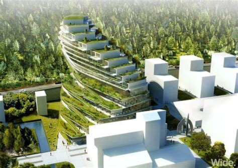 12 Types of New Age Buildings for Living