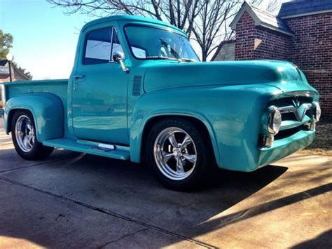 buy used 1955 ford f100 other f150 f250 c10 rat rod classic in tulsa oklahoma united states