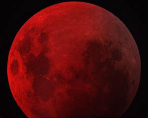 Mike Corthell: Dec. 21st: Blood Red Moon