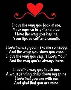 Why I Love You Poems | Poem | Pinterest | For her, Poem ...