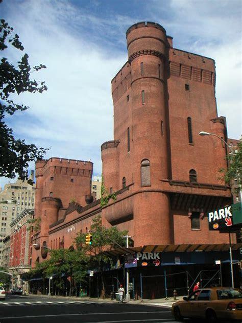 york architecture images squadron  armory facade