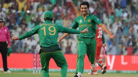 World Cup Mohammad Amir Not Named Sarfraz Ahmed