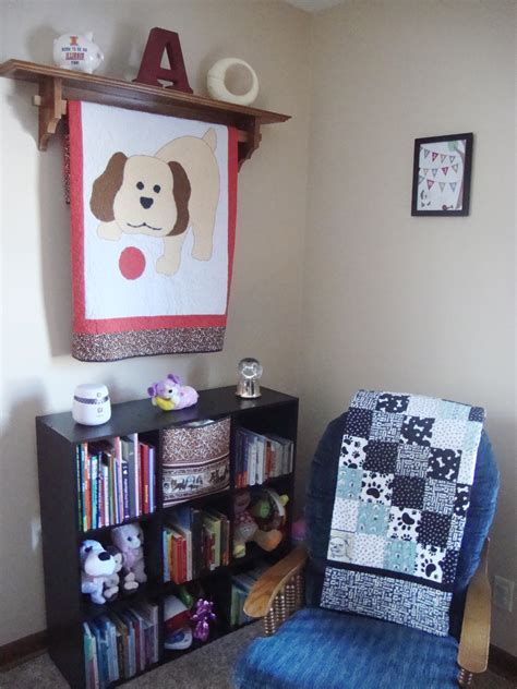 sewing room to nursery decor quilt addicts anonymous