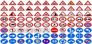 Panneau De Signalisation Code De La Route : tout les panneaux du code de la route a imprimer ~ Medecine-chirurgie-esthetiques.com Avis de Voitures
