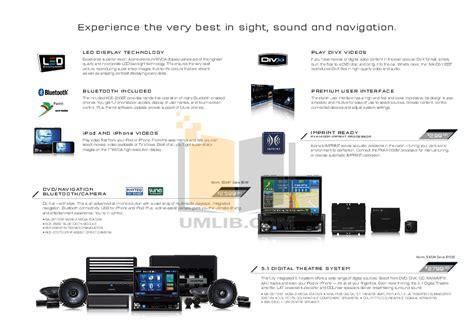 Alpine Amplifier Manuals
