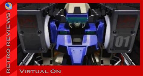 Retro Review Cyber Troopers Virtualon (saturn)  Sega Addicts