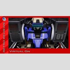 Retro Review Cyber Troopers Virtualon (saturn) Sega