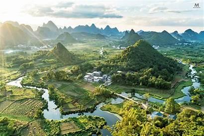 Yangshuo Cuiping China Hill Yangshou 500px Places
