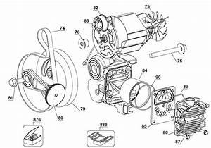 Dewalt Air Compressor D55146 Belt Replacement