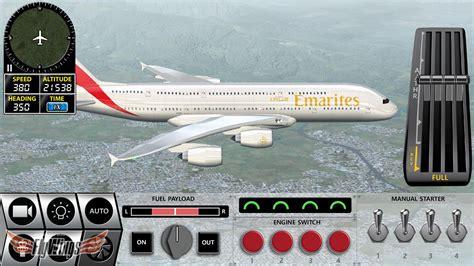 simulator de aeropuerto demo gratis de descargar flight
