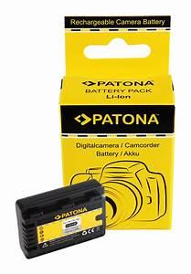 Patona Battery F  Panasonic Hdc