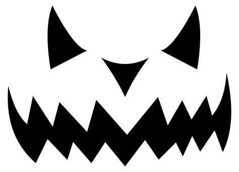 onlinelabels clip art evil jack  lantern silhouette