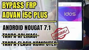 Bypass Akun Google Frp Advan I5c Duo I5c Plus 2 Detik