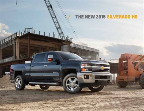 2015 Chevy Silverado Hd  Omaha Area Chevrolet Dealer