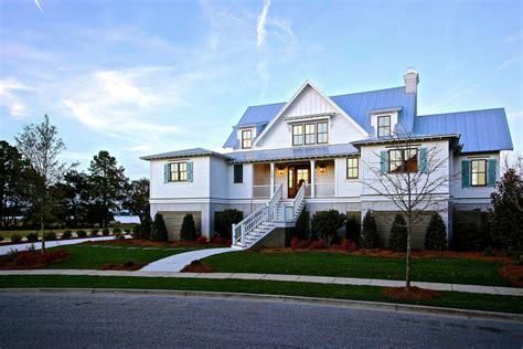 Coastal Cottage Home Plans — Flatfish Island Designs