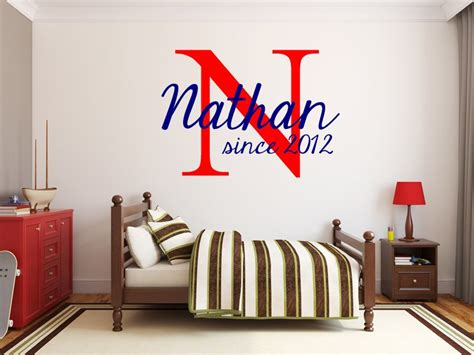 wall decal wall letter decals for nursery large wall